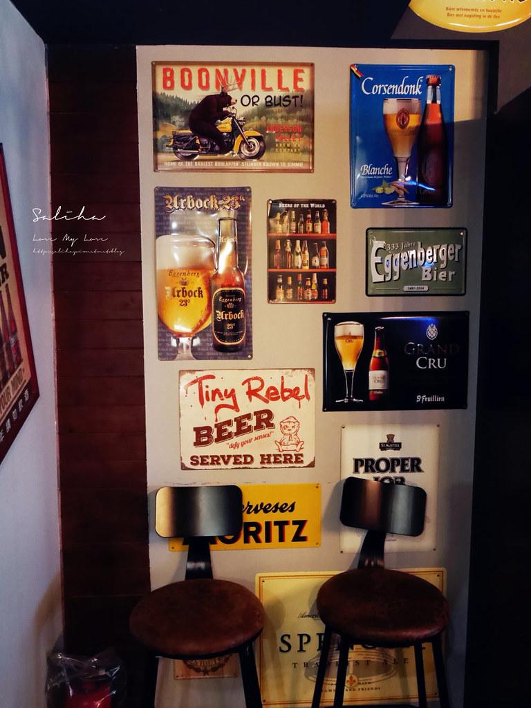 台北可久坐適合聊天早午餐下午茶推薦ABV Bar Kitchen地中海餐酒館精釀啤酒餐廳  (3)