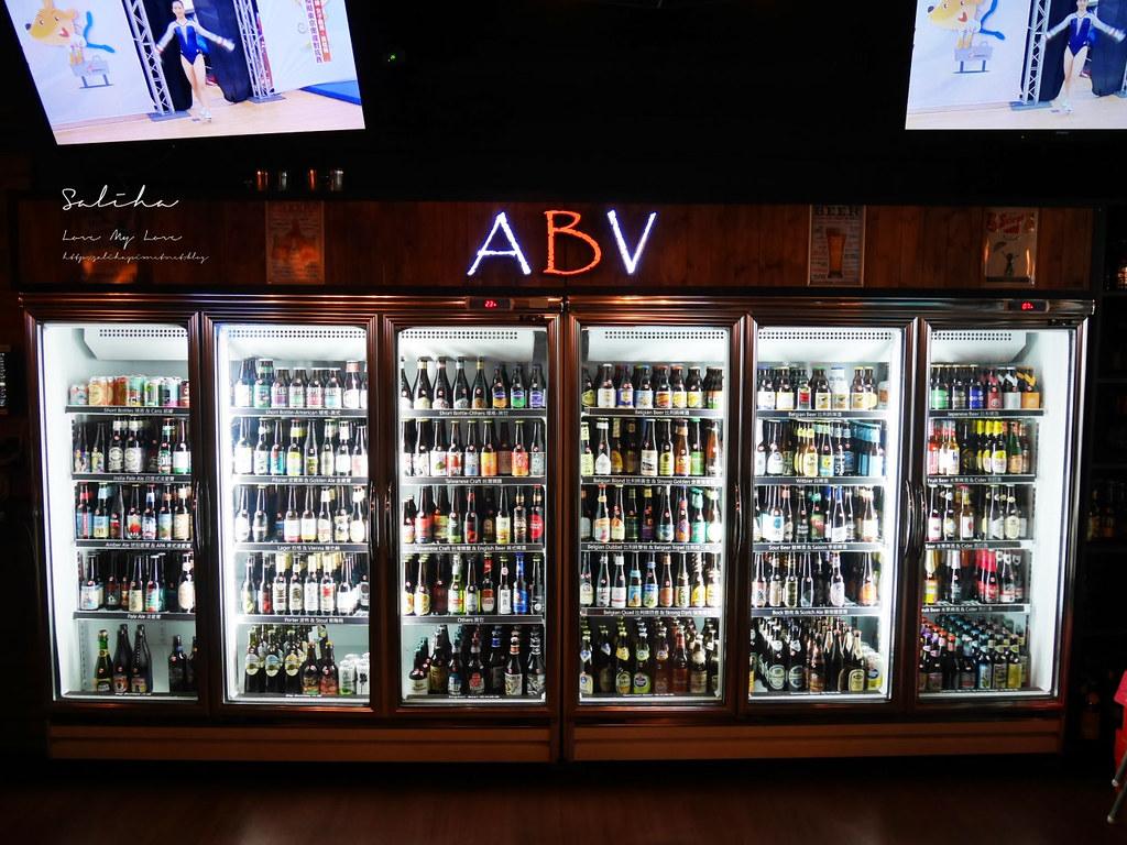 台北可久坐適合聊天早午餐下午茶推薦ABV Bar Kitchen地中海餐酒館精釀啤酒餐廳  (1)