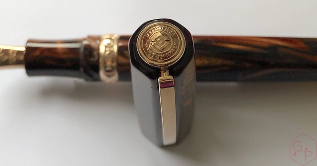 Visconti Medici Rose Sovrano Oversize Fountain Pen 10