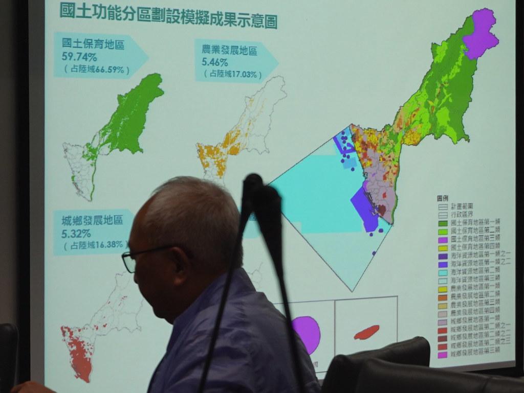 20200805國土計畫審議委員會審查高雄市國土計畫。