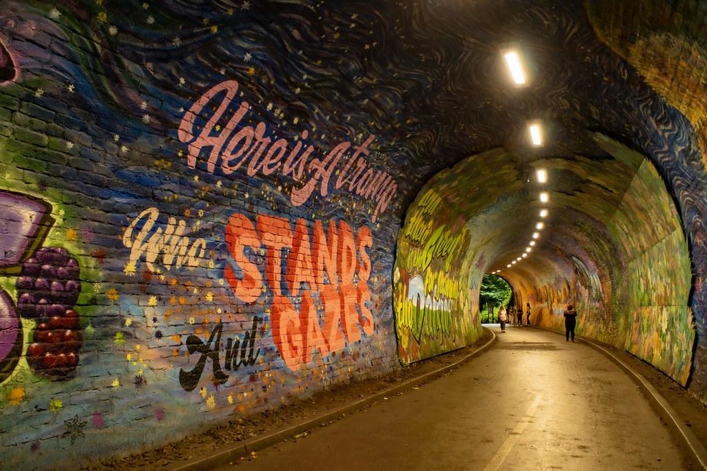 The Colinton Tunnel