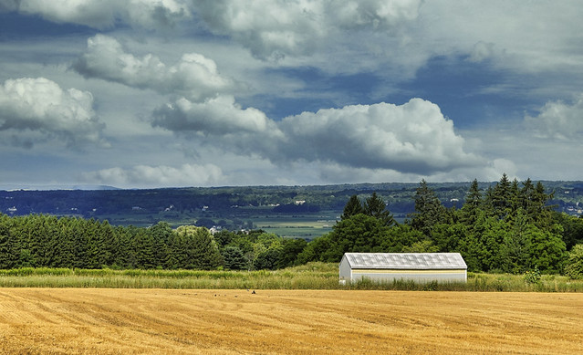 The Expansive Landscape Of Upstate New York
