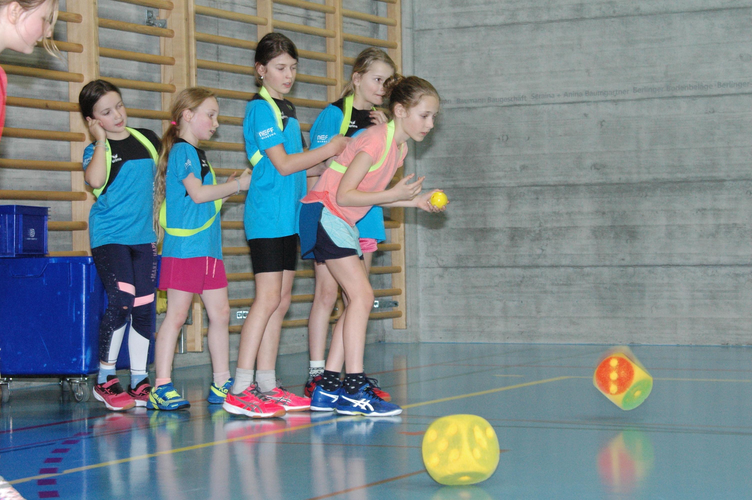 Training Jugi Mädchen Klein