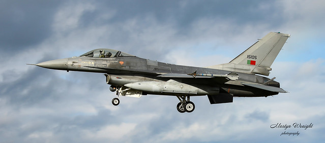 Portuguese F16AM Fighting Falcon