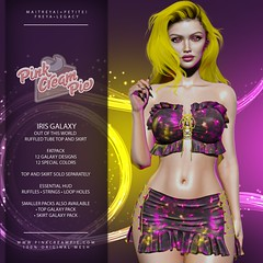 Iris Galaxy @ Fly Buy Friday 8/7