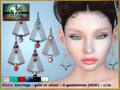 Bliensen - Nisha - Earrings