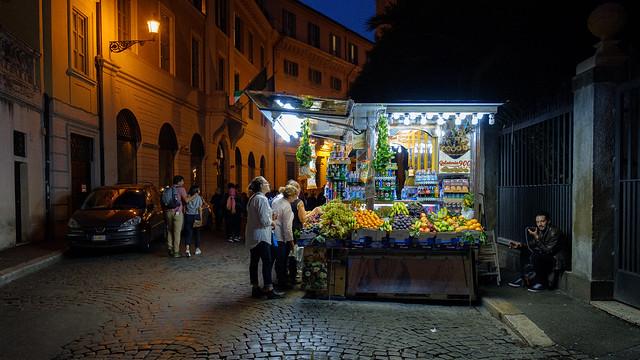 Night Food Stand