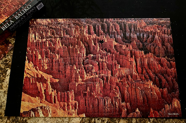 Puzzle - Bryce Point - Bryce Canyon National Park