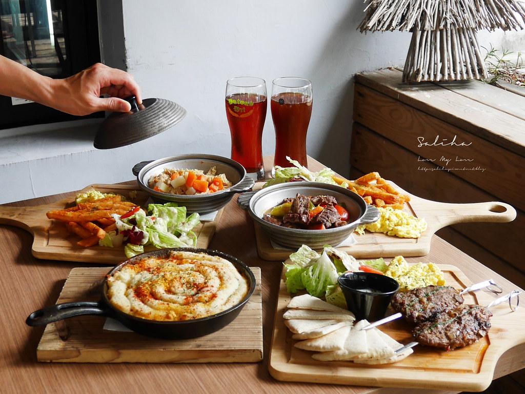 台北東區國父紀念館站適合多人聚餐不限時餐廳推薦ABV Bar Kitchen 地中海餐酒館 (1)