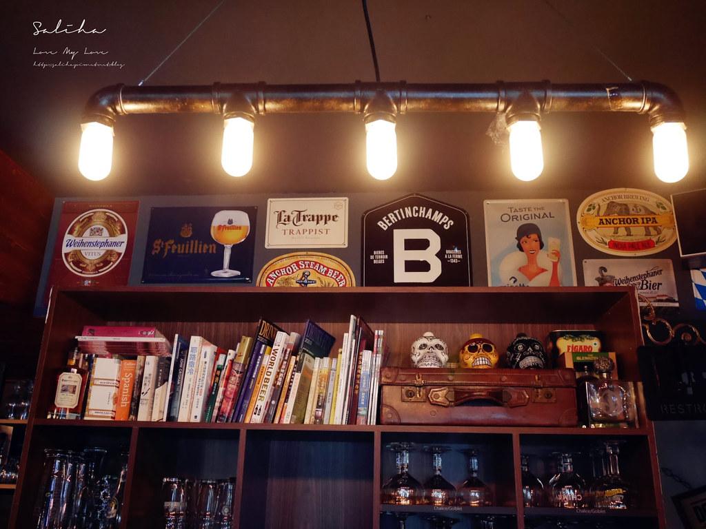 台北好吃異國料理推薦ABV Bar Kitchen地中海餐酒館精釀啤酒餐廳  (4)