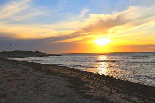 Sunset, nr Exmouth, Western Australia