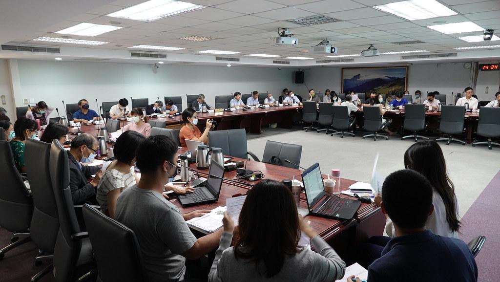 20200805國土計畫審議委員會審查澎湖縣國土計畫。