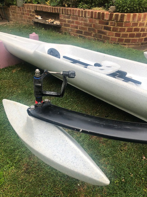 TS515 with Dreher sculls