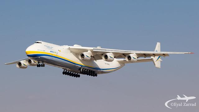 TLV - Antonov Design Bureau AN225 Mriya UR-82060