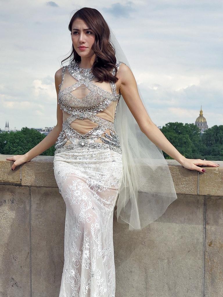 Beautiful bride from Shanghai