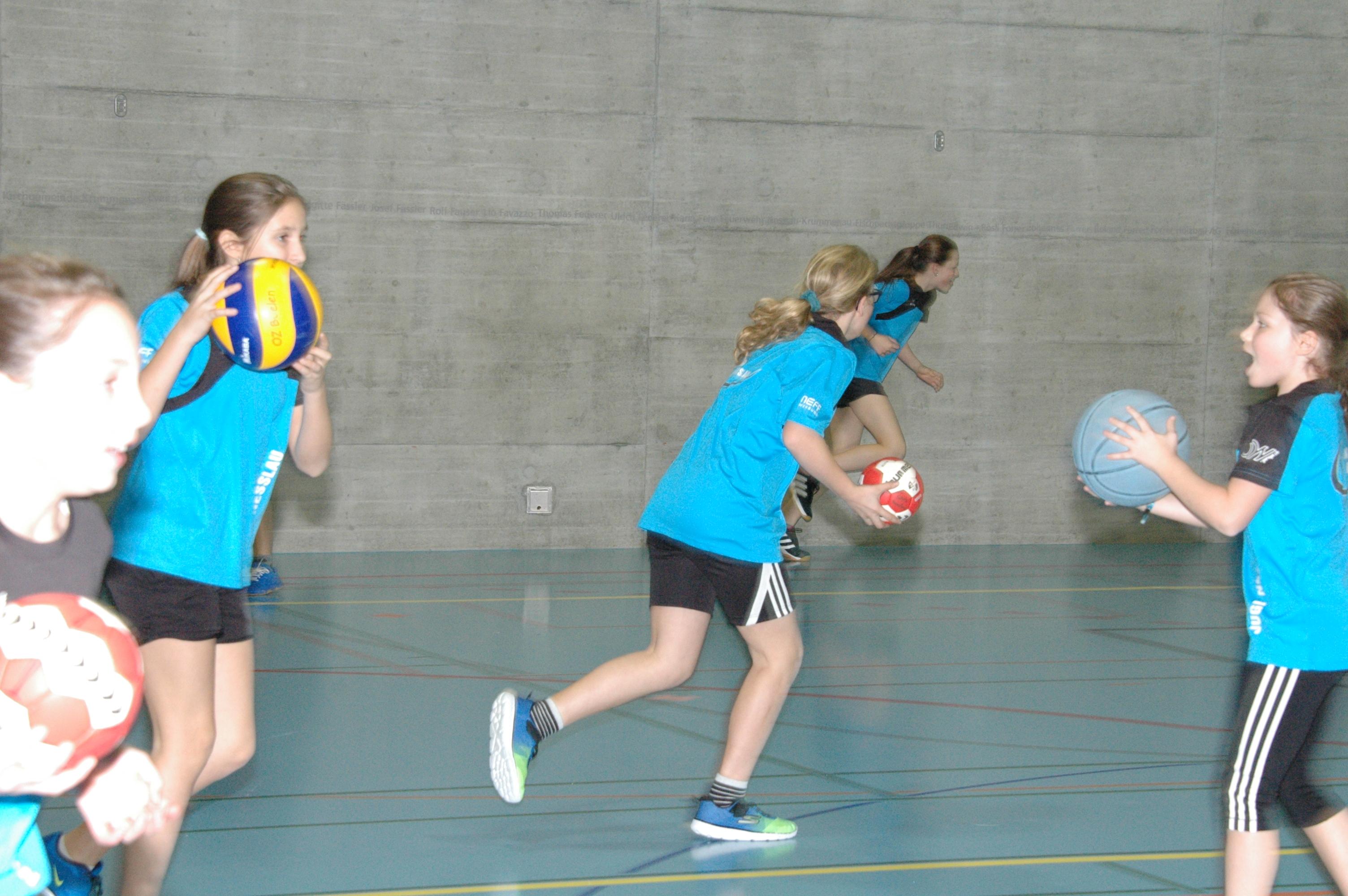 Training Jugi Mädchen Mittel