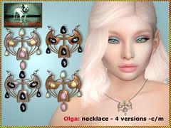 Bliensen - Olga - Necklace