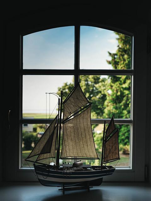 Modellboot