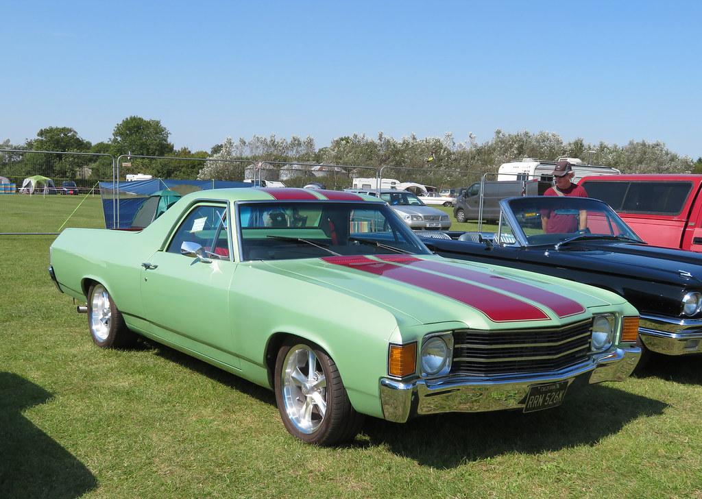 1972 Chevrolet El Camino 5.7