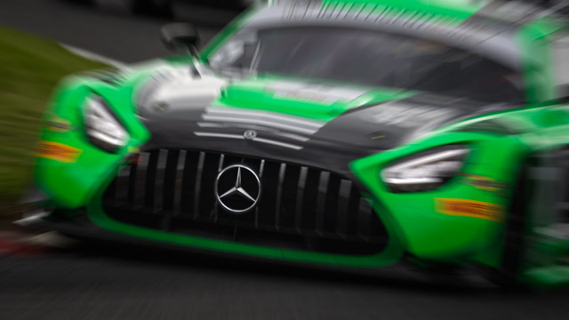 6 RAM Racing Mercedes AMG GT3