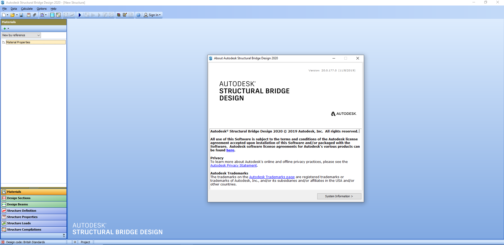 Working with Autodesk Structural Bridge Design 2020 full