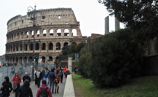Roma - Coliseo Romano