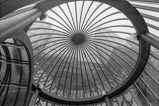 Tower Gateway, DLR, Minories, City, 1987 87-8l-56-positive_2400