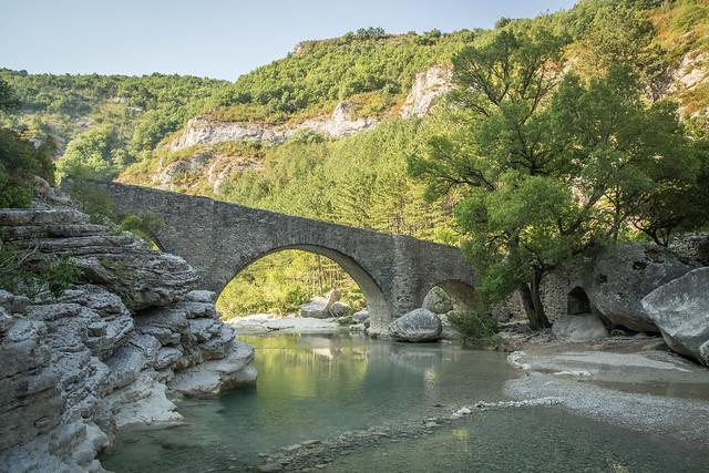 Le Pont de la Méouge