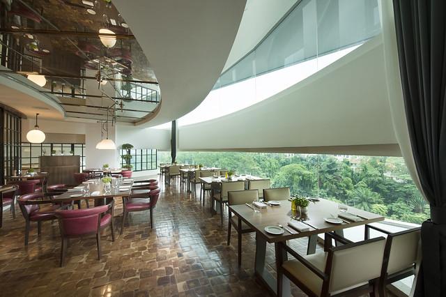 Graze_Day Time_Hilton Kuala Lumpur