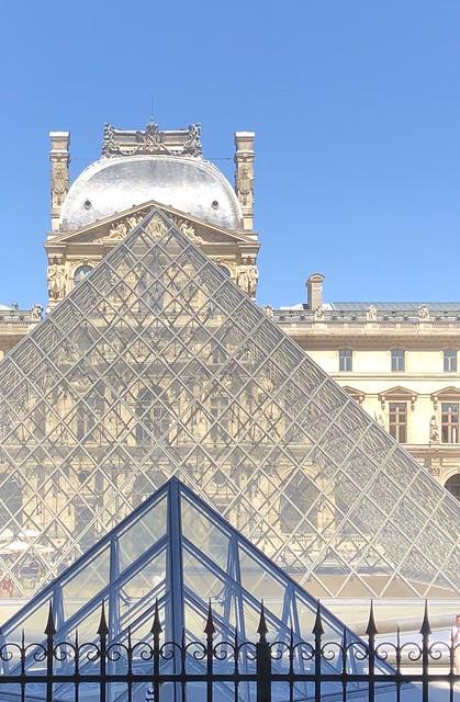 Golden Pyramid ~ Le Louvre ~ Paris ~ MjYj