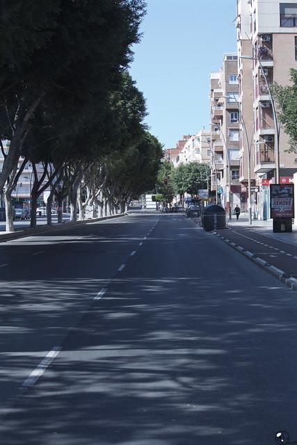 Álbum de confinamiento. 17:23 X 29-04-20. Almería.