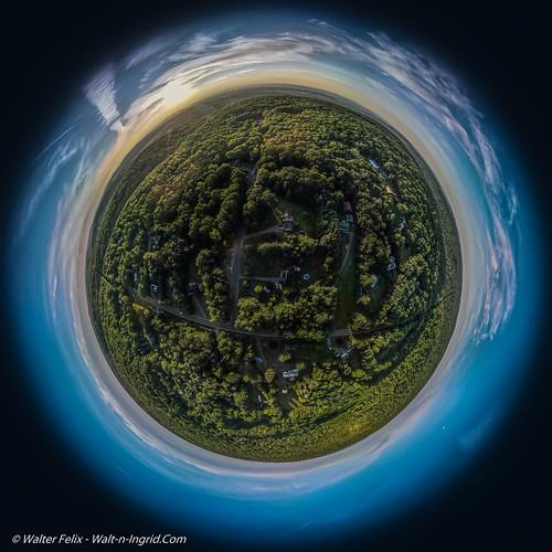 tinyplanet hartland connecticut unitedstatesofamerica aroundconnecticut aroundhartland djimavicair2 drone