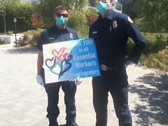 Montecito Fire Squad 91 Paramedics  Bill A