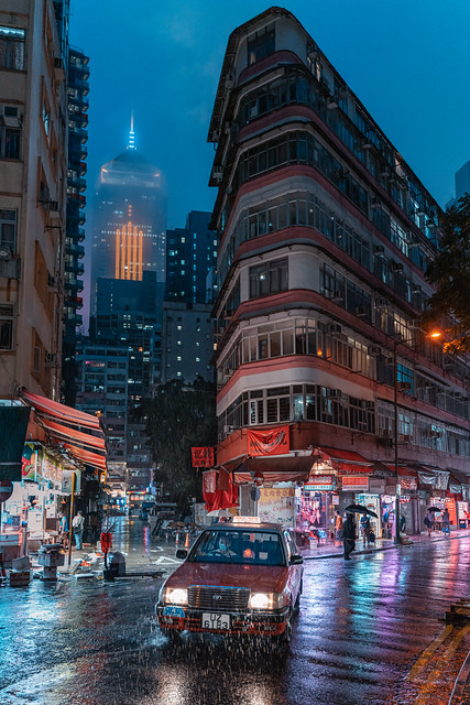 Wan Chai Night