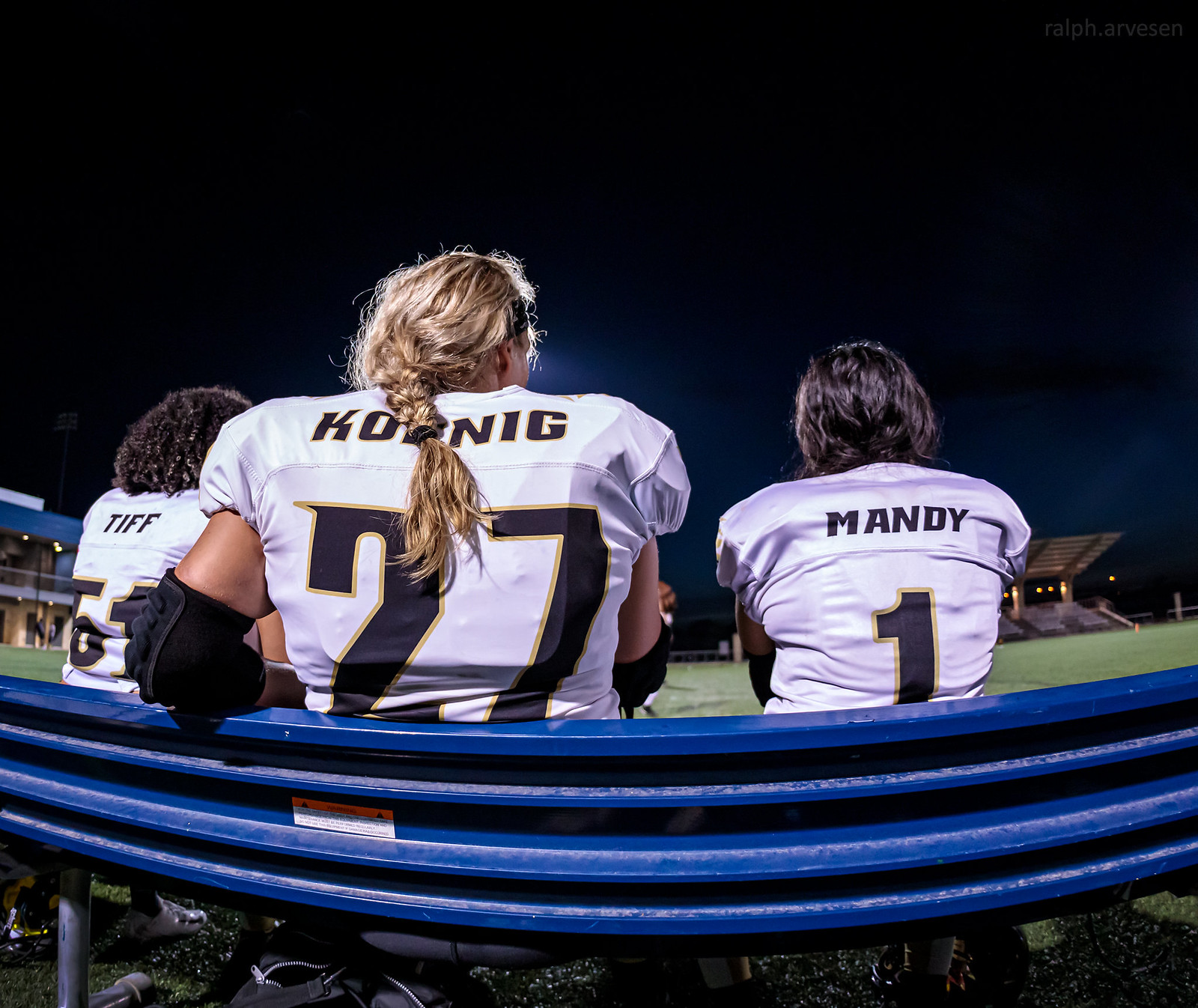 Austin Ravens | Texas Review | Ralph Arvesen