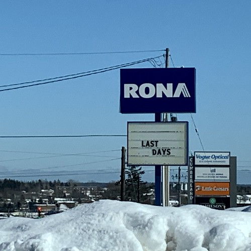 Rona: Last Days