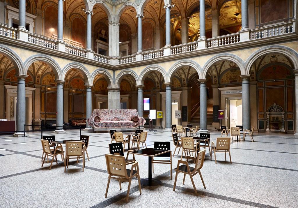 Museum für angewandte Kunst / MAK / Wenen