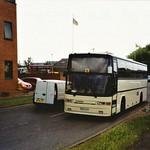 Cedar Coaches SIB6724 ex-F957RNV