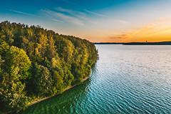 Kaunas sea | Lithuania aerial #218/365