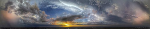panoimage9 panoramic panorama skyscape sunset stormscapes dronephotography mavicair2 skypainter skyporn thunderstorms
