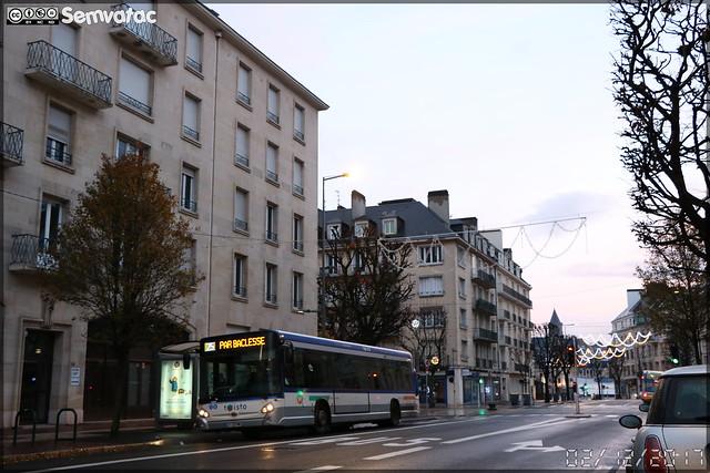 Heuliez Bus GX 327 – Keolis Caen / Twisto n°157