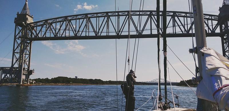 Con-Rail Life in the Cape Cod Canal