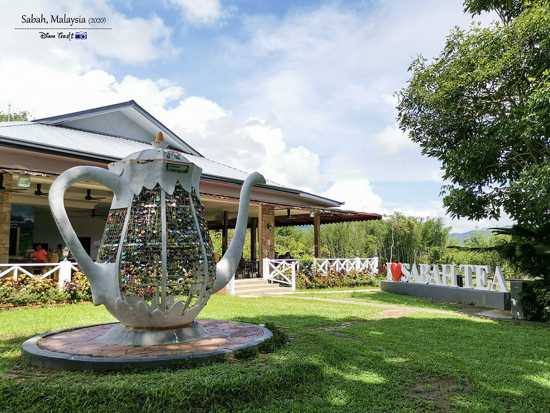 Sabah Tea Resort Restaurant