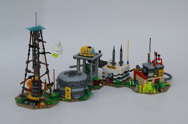 Deep Sea Base: Yatmitsu