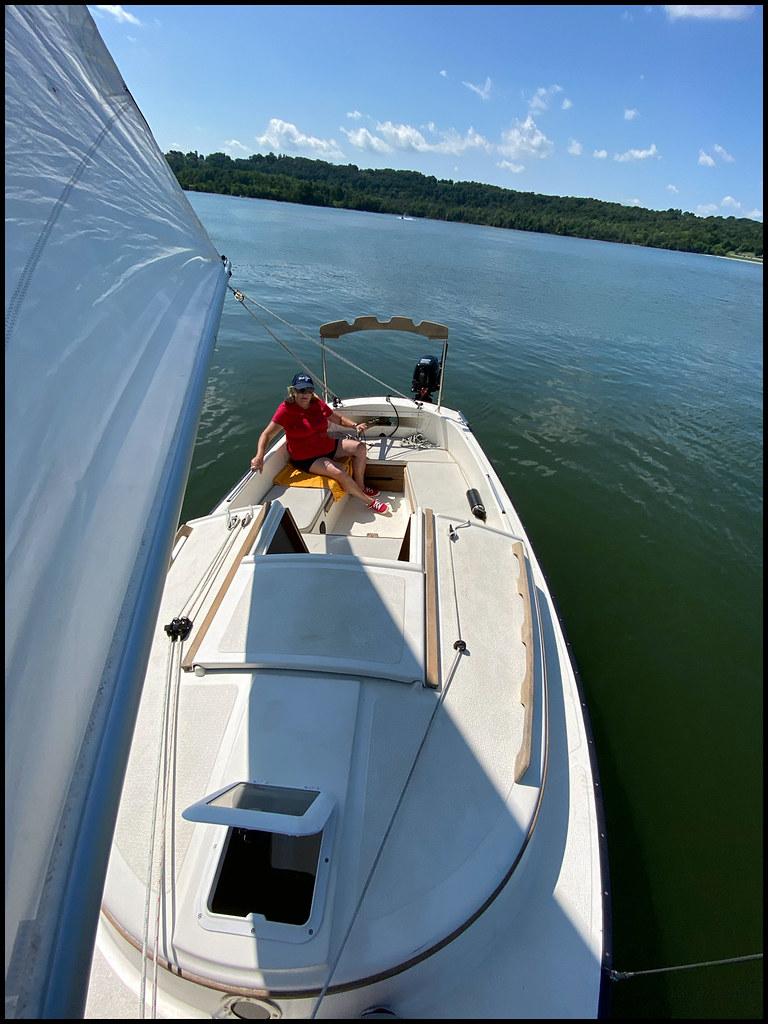 8-4-20 - Sailing - 8