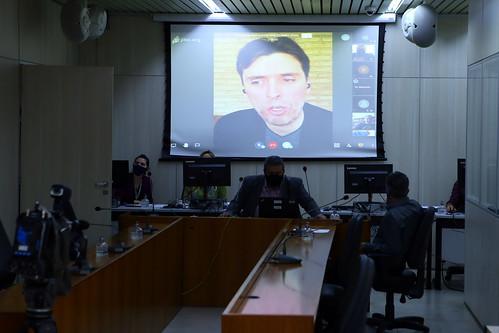 24ª Reunião - Comissão Parlamentar de Inquérito: Débitos do Município com a Construtora Andrade Gutierrez