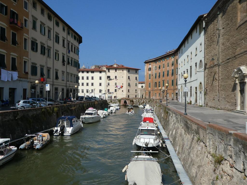 Nuova Venezia, Livorno