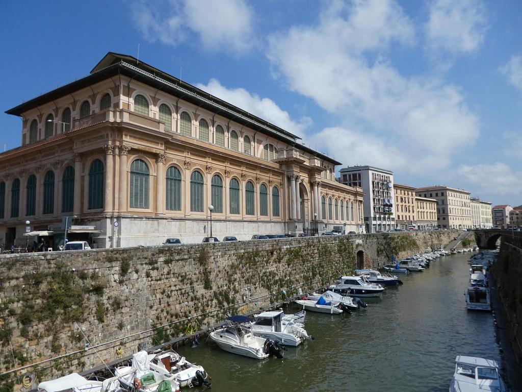 Livorno Central Market