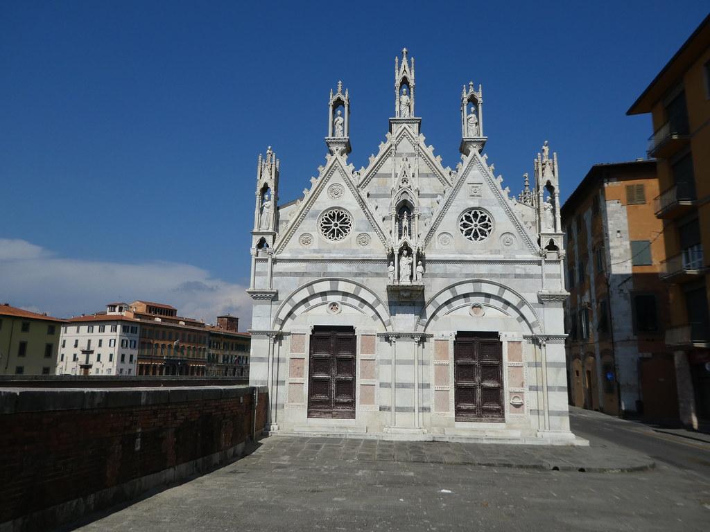 Gereja Santa Maria della Spina, Pisa