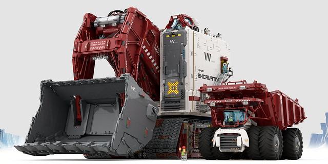 WEGENER mining [ RED series ]